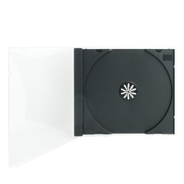 slimline cd jewel cases black tray slim cd jewel case.html