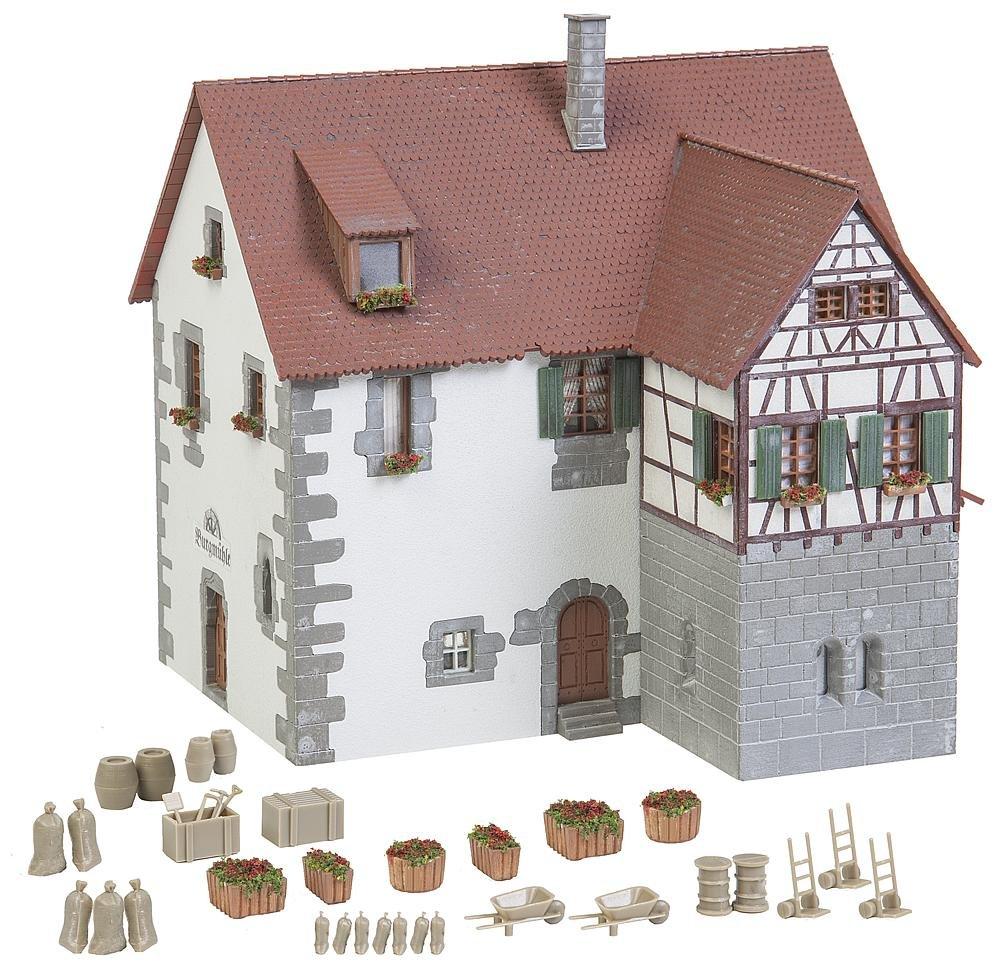 Faller 130189 Castle Mill HO Scale Building Kit