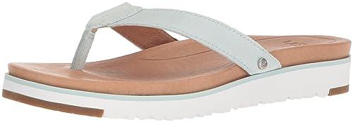 6fdc9658e56 UGG Women's Lorrie Flip Flop: Amazon.co.uk: Shoes & Bags