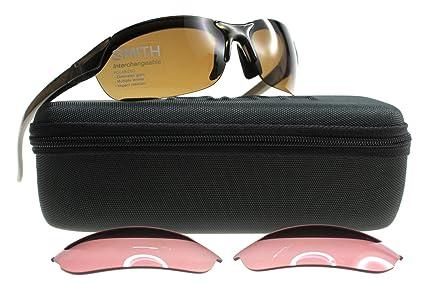 Amazon.com: Smith Optics anteojos de sol paralelo 1 aagf ...