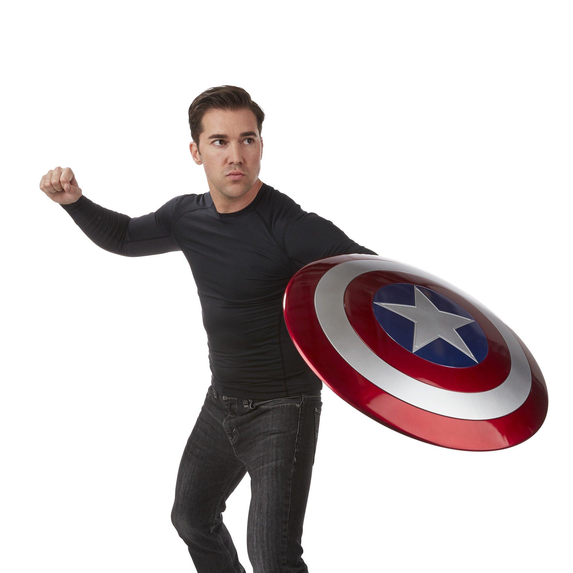 Marvel Legends Captain America Shield by Avengers (Image #10)