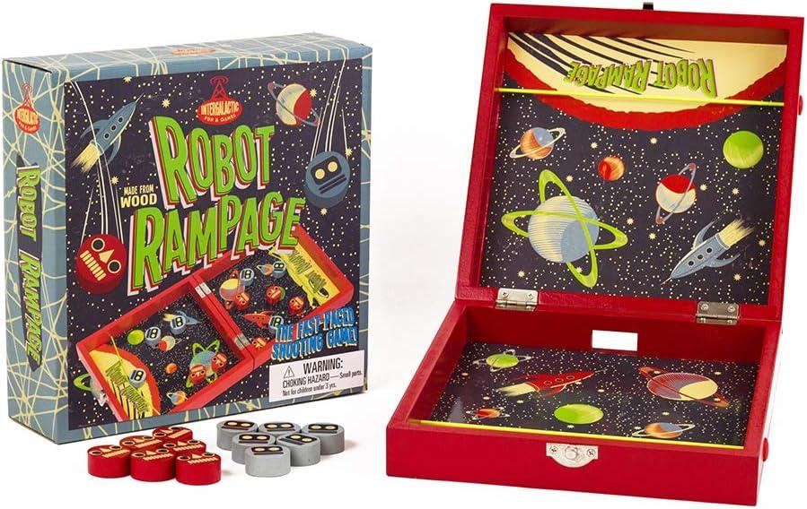 Professor Puzzle IG1690 Robot Rampage: Amazon.es: Juguetes y juegos