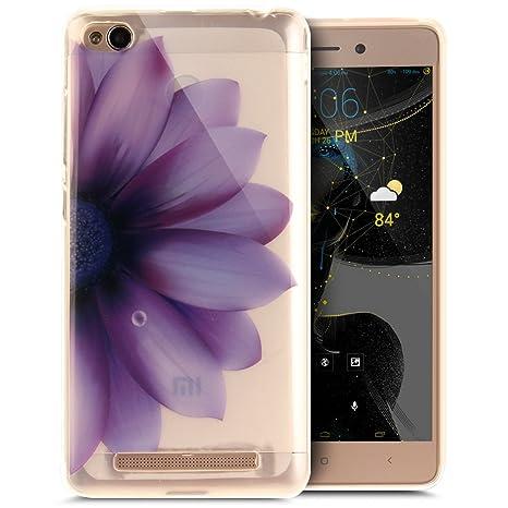 Carcasa Xiaomi Redmi 3, Funda Xiaomi Redmi 3, Xiaomi Redmi 3 Case, ikasus® – Carcasa Xiaomi Redmi 3 silicona funda funda [diseño IMD y marco de ...
