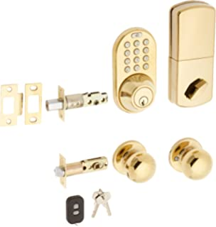 Best Of Double Deadbolt Keyless Entry