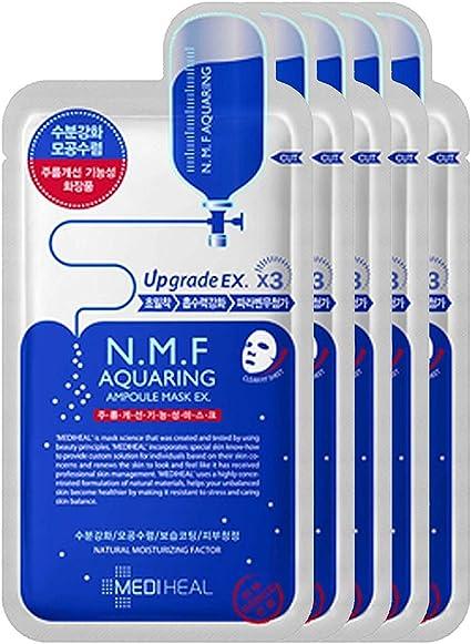 n m f aquaring ampoule mask