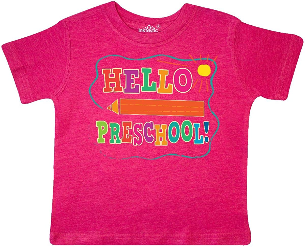 inktastic Pre-K Crew Toddler T-Shirt