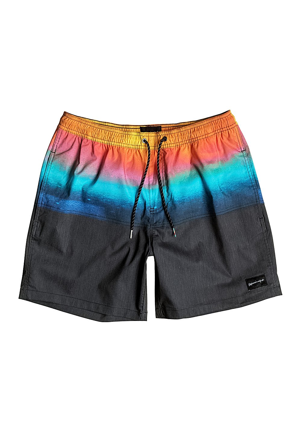 Herren Boardshorts Quiksilver Zulu Mix Volley 17 Boardshorts