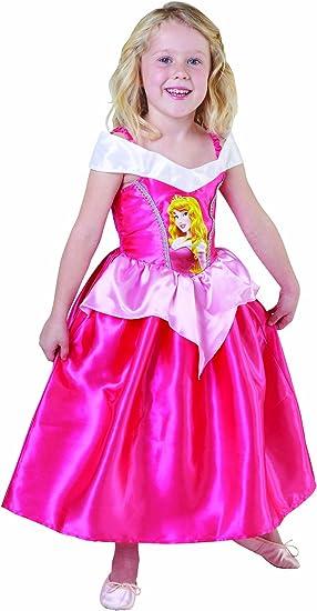 Disney I-881853L - Disfraz Infantil de la Bella Durmiente (Talla L ...