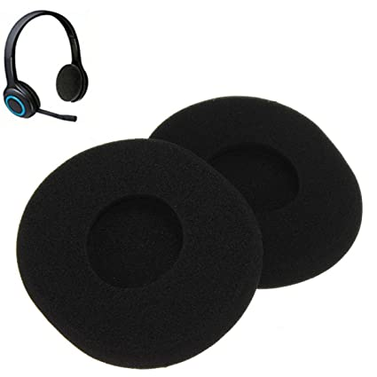 Replacement Ear Pads Ear Cushions For Logitech Wireless H800 Headset