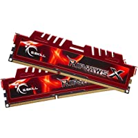 G.Skill RIPJAWS X  8GB (2x4GB) DDR3  PC 12800-1600- CL9
