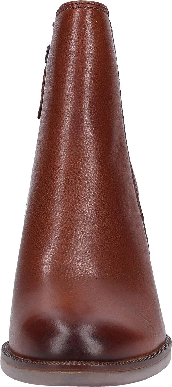 Tamaris 1-1-25000-23 Bottines pour Femme Braun Cognac