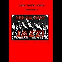 Jazz Dance Today Essentials book cover