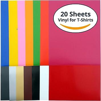 Amazon.com: Iron On Vinyl For T-Shirts (Awesome Christmas Gift ...
