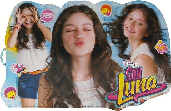 Mantel Soy Luna Disney Individual: Amazon.es: Juguetes y juegos