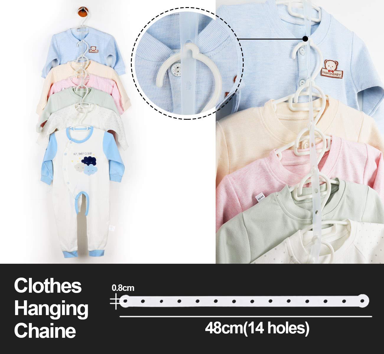 Baby Clothes Hangers Eisblau Bieco Kleiderb/ügel Kinder 32 St Kunststoff Kleiderb/ügel Kinder Baby Baby Kleiderb/ügel Baby Organiser F/ür Kleiderschrank Kleiderb/ügel Baby L/änge ca 30 cm