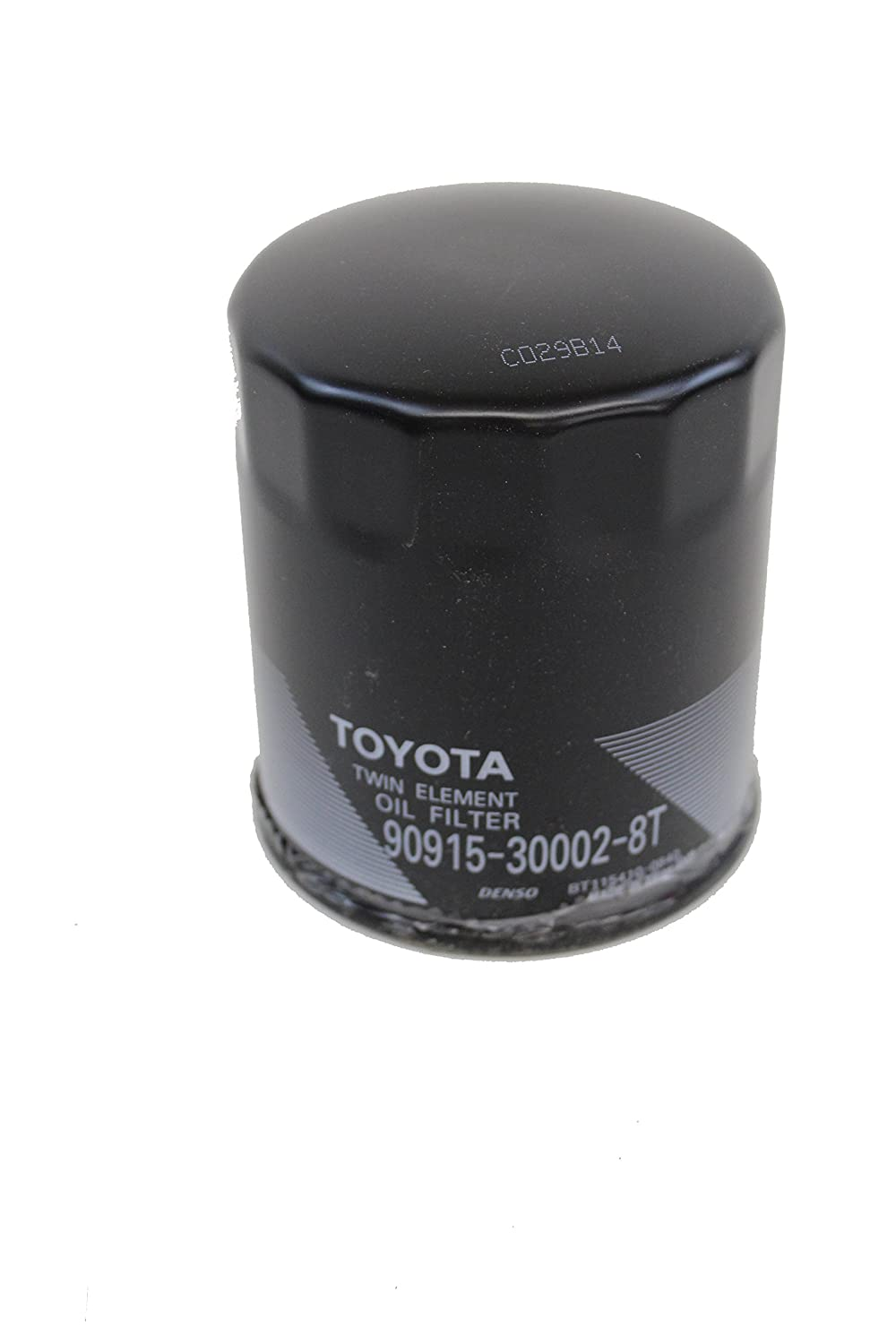 Genuine Toyota 90915 - 30002 Filtro de aceite: Amazon.es ...