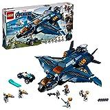 レゴ(LEGO) スーパー・ヒーローズ アベンジャーズ・アルティメット・クインジェット 76126