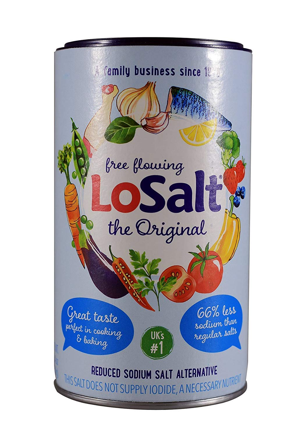 The Original LoSalt, 12.4-Ounce (Pack of 3)