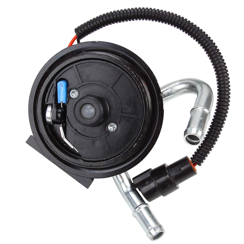Bettercloud Fuel Filter Head Assembly With Heater Fit Gm 12642623 For 2004 2013 Chevrolet Silverado Gmc Sierra 2500hd 3500hd Automotive