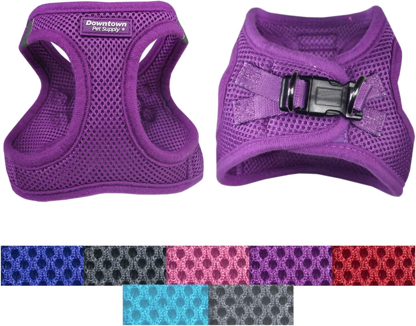 Easy to Put on Small Downtown Pet Supply No Pull Medium and Large Dogs Step in Adjustable Dog Harness