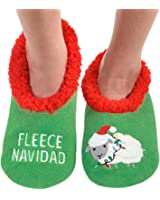 Womens Ugly Christmas Collection Holiday Snoozies
