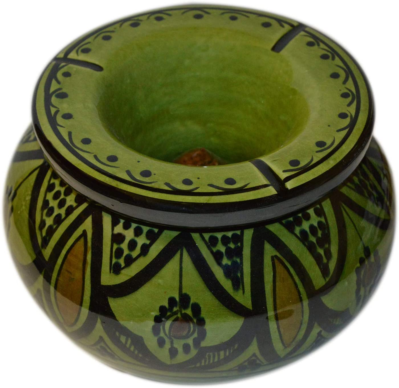 Ashtray Large by Treasures of Morocco