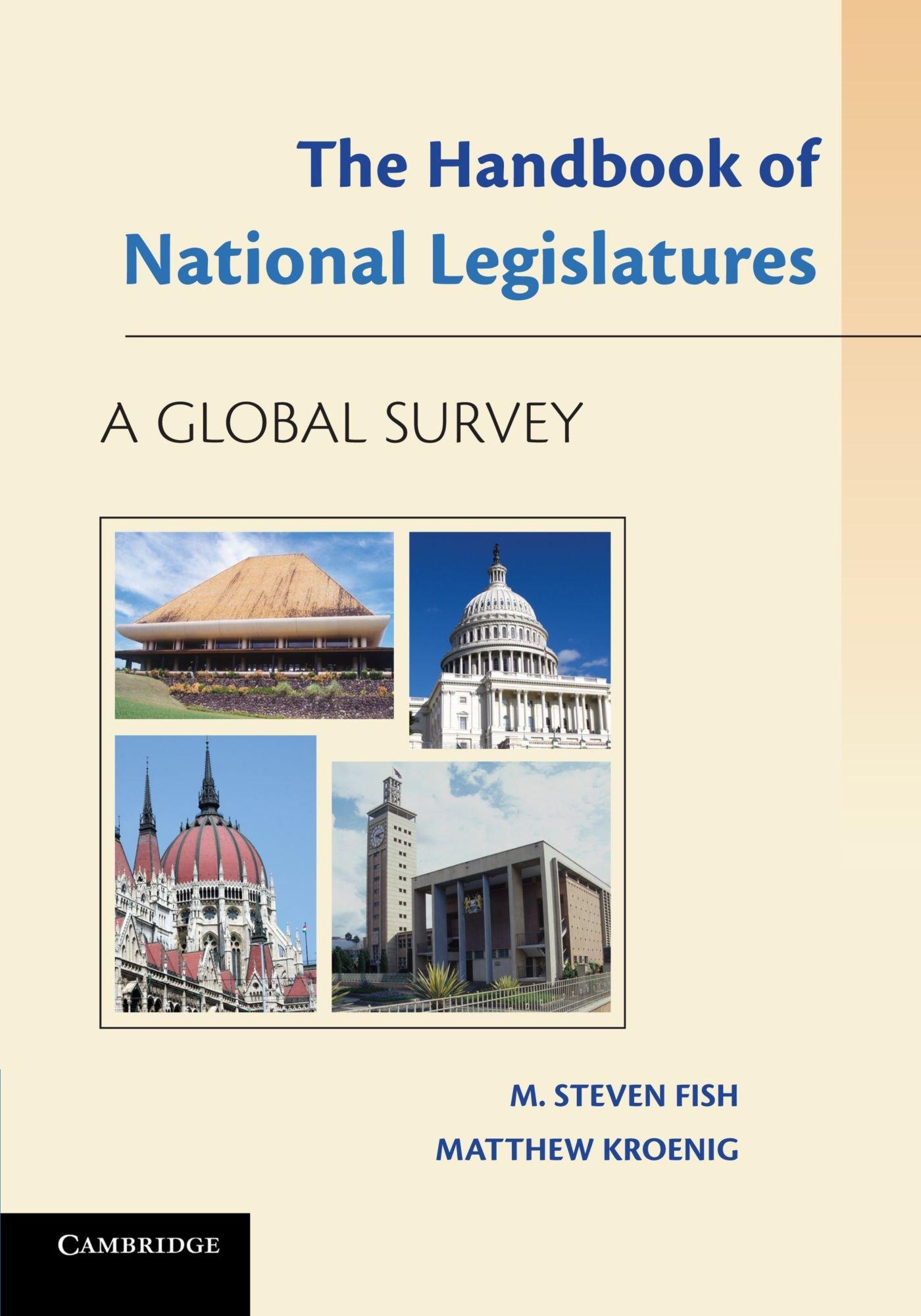 The Handbook of National Legislatures: A Global Survey pdf