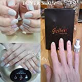 Gellen Gel Nail Polish Set 4 Colors Nail Art