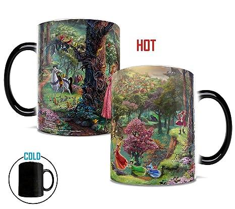 Amazon.com: Disney La Bella Durmiente tazas (TM) Morphing ...