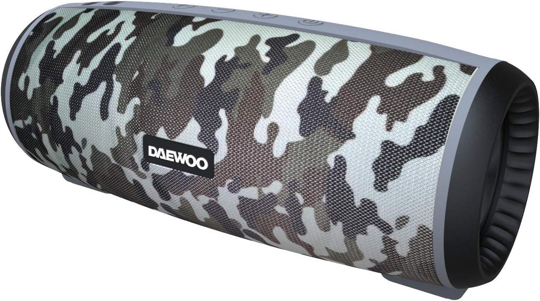 DBT-10 Camuflaje - Altavoz Bluetooth Tela