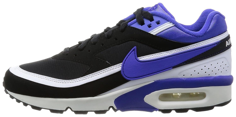 Nike Air Max Classic BW FB, Sneaker a Collo Basso Uomo, Nero