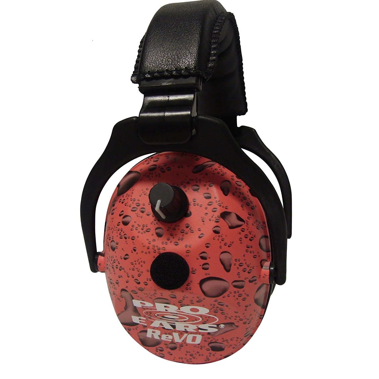 Pro Ears ER300PR Revo Electronic, Noise Reduction Rating 25DB, Pink Rain