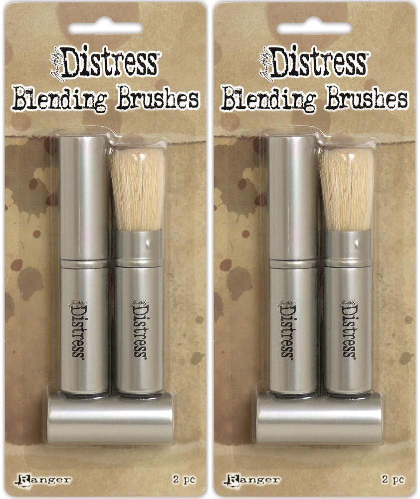 Tim Holtz Distress Retractable Blending Brush 2//pkg