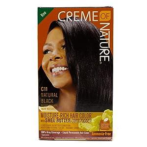 Creme of Nature Color C11 Natural Black (75724780118)