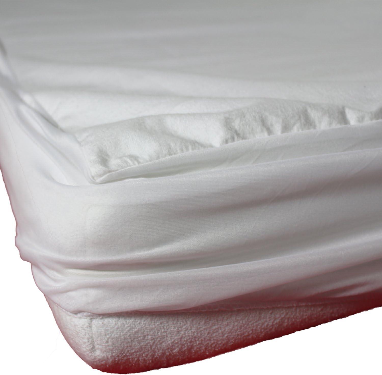 200 x 220 cm 100/% Coton Lavable en Machine Matelas /à Langer 11 Tailles