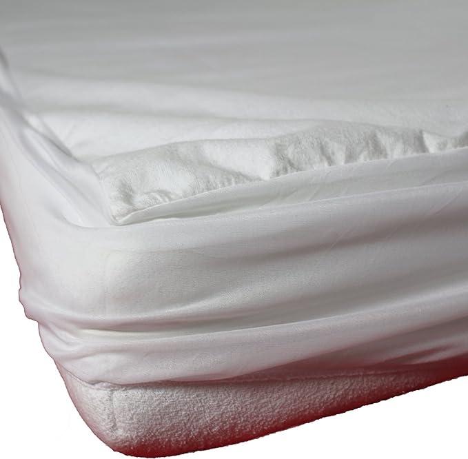 100/% Coton Matelas /à Langer 11 Tailles diff/érentes 140 x 200 cm