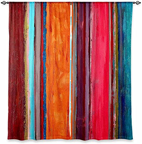 Window Curtains Lined from DiaNoche Designs Unique, Decorative, Funky, Cool by Ruth Palmer Feel Good