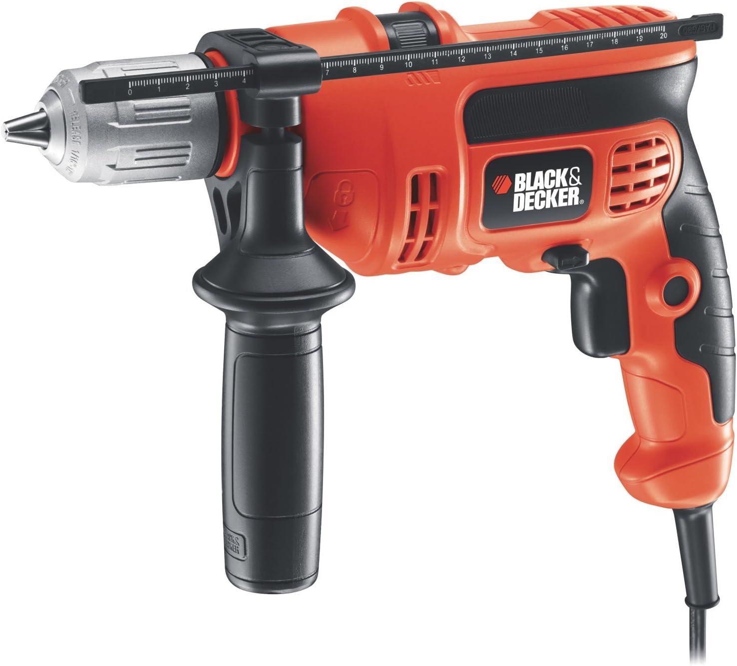 Black-&-Decker-DR670-Hammer-Drill