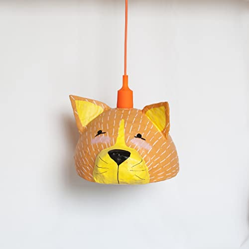 Amazon.com: Cat Lamp - Kids Lamp - Nursery Lighting ...