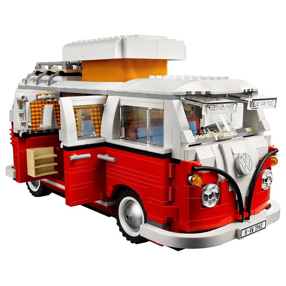 VW Camper Van Lego Set