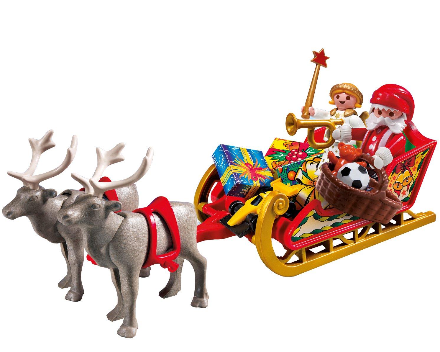 Clipart - Santa's Sleigh