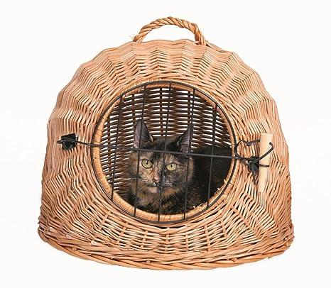 Trixie 2871 gato cesta con rejilla, 50 cm de diámetro