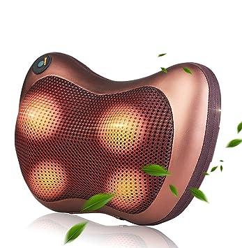 WAOBE El masajeador cervical Comfort proporciona un cojín de ...