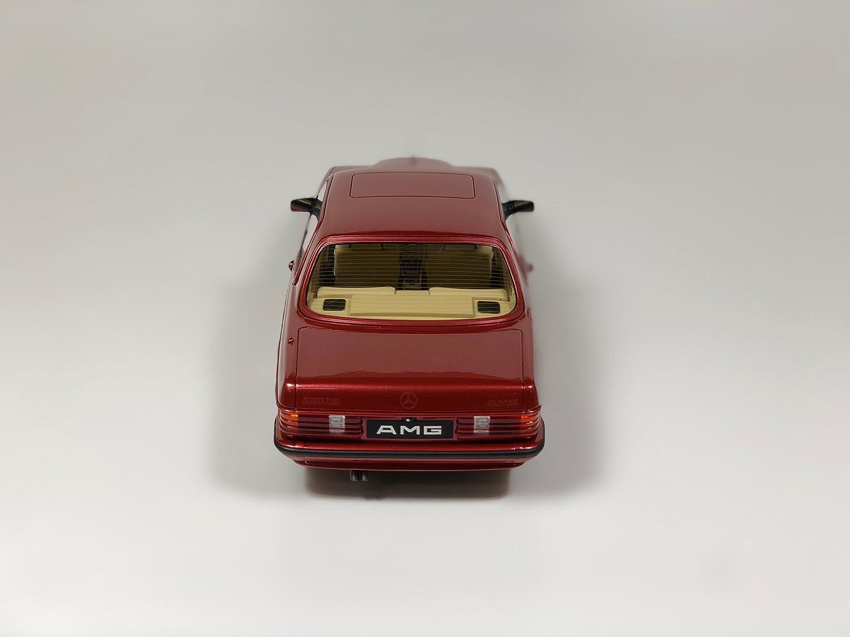 1:18 Mercedes-Benz 500CE AMG C123 RED LIM