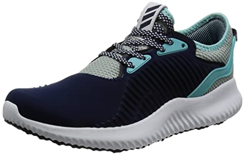 Amazon.com | adidas Women Running Shoes Alphabounce Lux Bounce Training Gym B39272 Blue | Road Running
