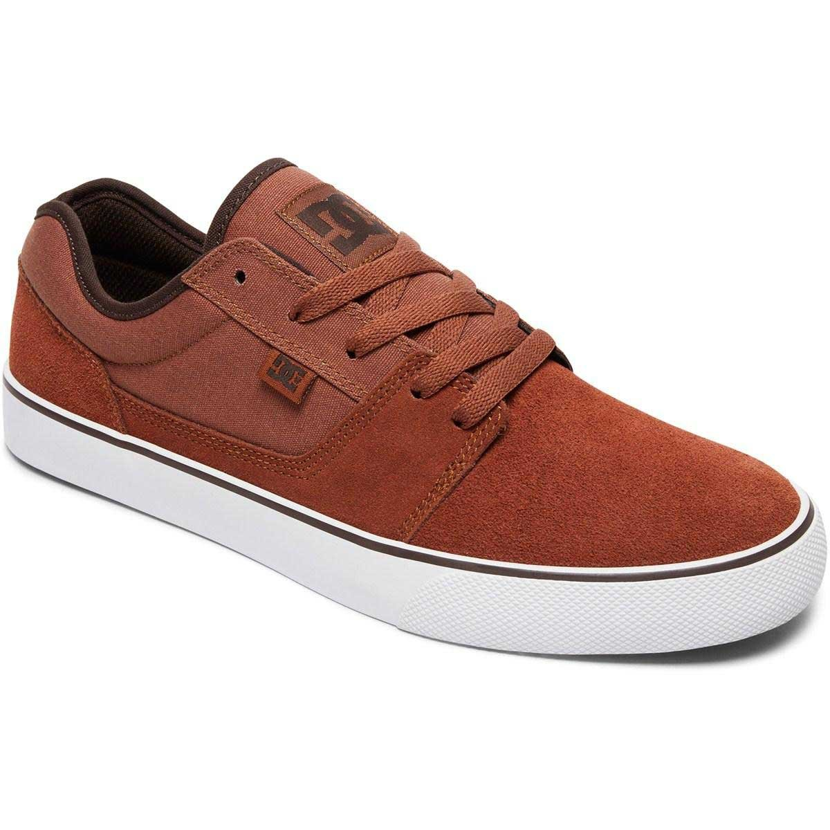 DC Men's Tonik Skate Shoe 6.5 D D US|Brown