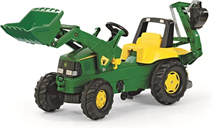 Kettler Front Loader Accessory for Tractor