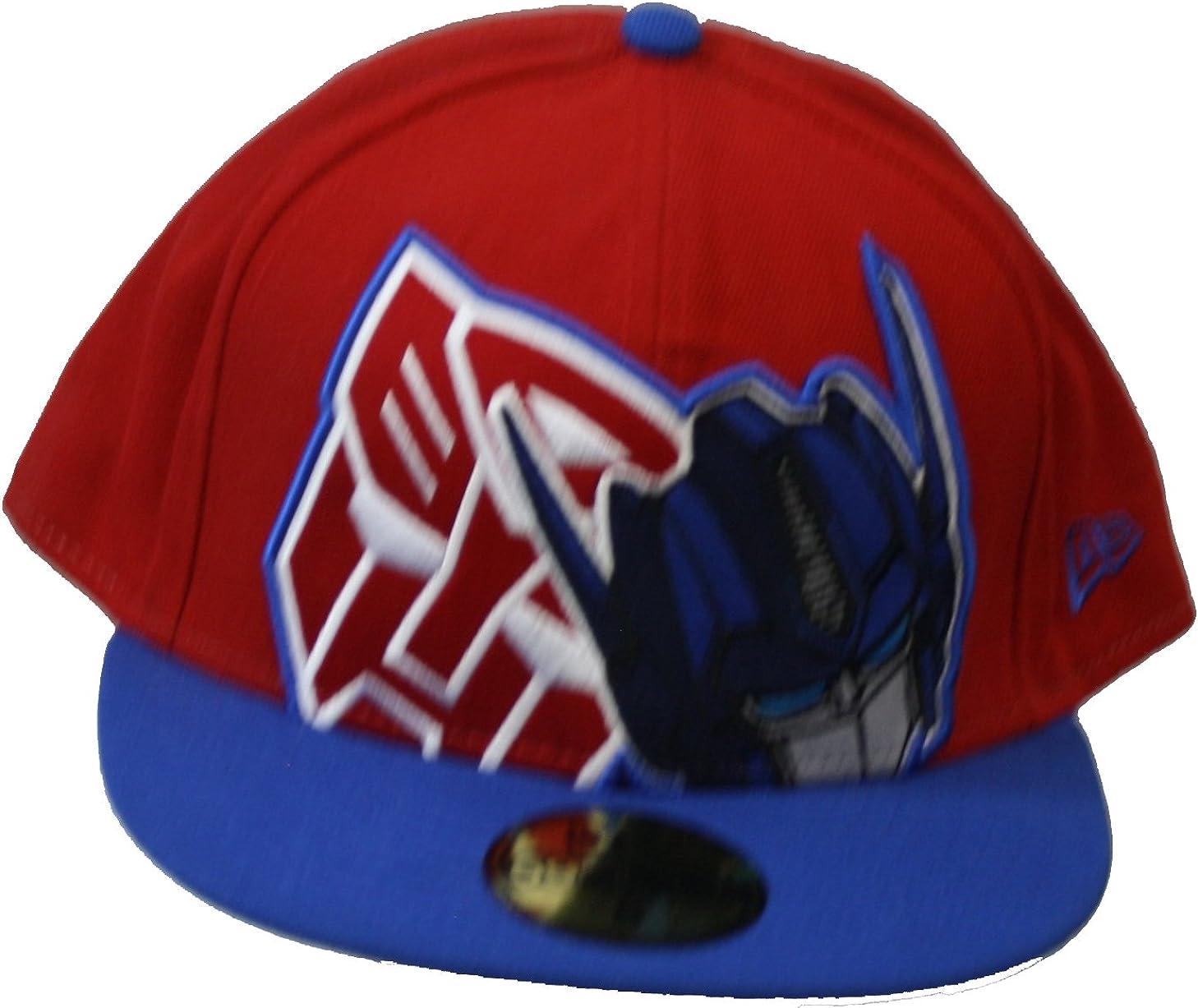 Transformers Casquette De Baseball Autobots Logo Distressed Nouveau Officiel
