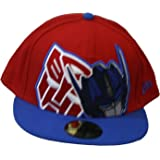 faf552813046f New Era 59Fifty HAT Hero Transformers Autobots HCL Red Royal Blue Fitted Cap