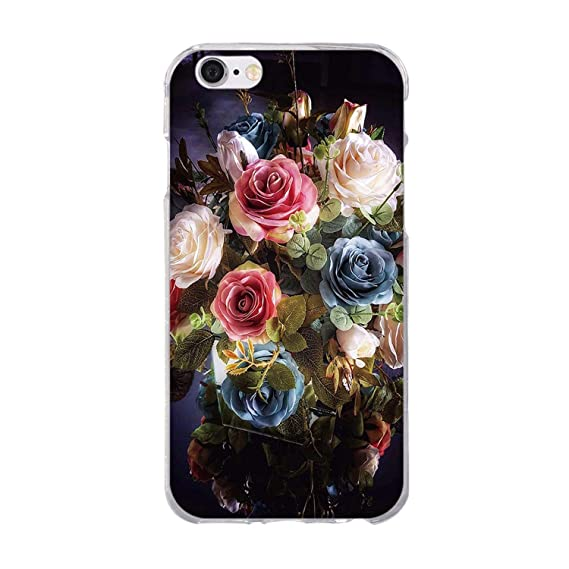 Amazon.com: Back Cover for iPhone 6 6S Case Silicone TPU ...